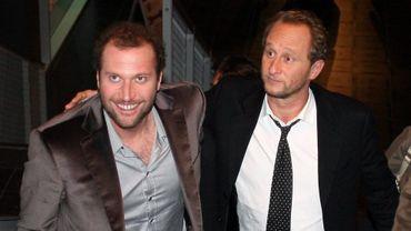 Benoît Poelvoorde et François Damiens : la grande amitié du cinéma belge !