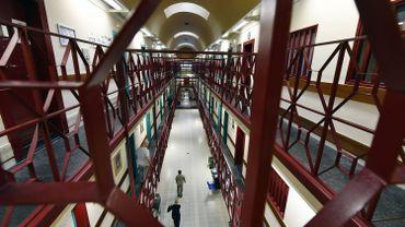 La prison d'anvers