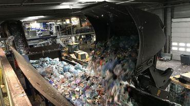 Namur : nouveaux sacs P+MC, plus de plastiques collectés, pas forcément plus de plastiques recyclés