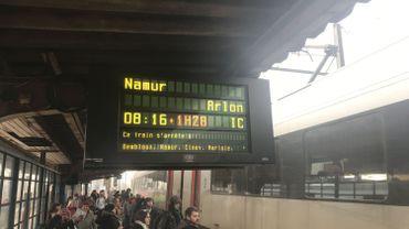 Pagaille sur le rail à cause du gel: plusieurs trains bloqués entre Ottignies et Bruxelles