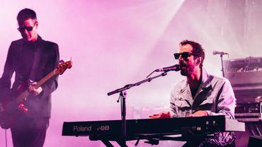 Vidéo: aux Francofolies, Ghinzu donne la date de sortie du prochain album