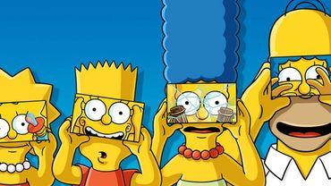 """Pour leur 600e épisode, """"Les Simpson"""" proposeront leur gag du canapé en réalité virtuelle"""