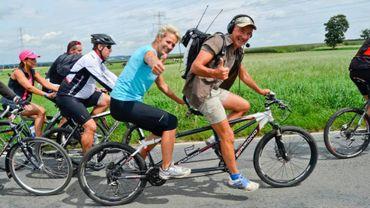 Une journée sur Le Beau Vélo de RAVeL !
