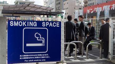 A Tokyo, les non-fumeurs ont 6 jours de vacances en plus
