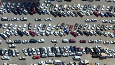 Nouvelle baisse des ventes de voitures neuves