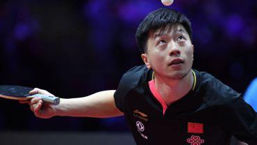 """Ma Long, le """"Dragon"""", remporte un 3e titre mondial de rang"""