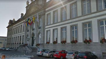 L'Hôtel de ville de Tournai