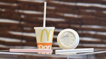 """McDonald's a annoncé l'arrêt de l'utilisation du plastique pour les jouets contenus dans les menus pour enfants """"Happy meals"""" au Royaume-Uni et en Irlande."""