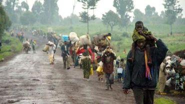 Les combats dans l'est de la RCD engendrent chaque fois leurs cortèges de déplacés