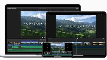 iMovie se met à jour sur iOS et prend en charge les fonds verts