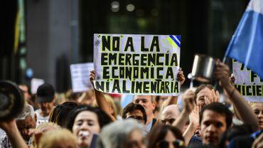 Argentine: l'inflation a atteint 53,8% en 2019, un record depuis 1991