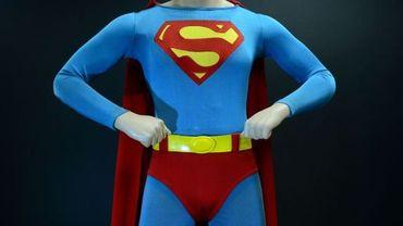 Le costume de Superman porté par Christopher Reeve