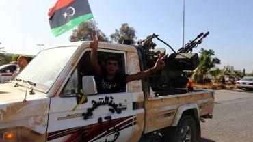 Des combattants de Fajr Libya
