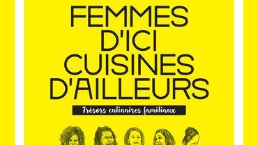 """""""Femmes d'ici, cuisines d'ailleurs"""" par Alexis Jenni"""