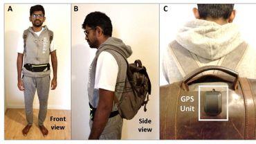 Intel présente un système intégré dans un simple sac à dos permettant aux aveugles de circuler à l'extérieur sans risques.