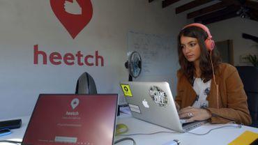 L'application Heetch doit cesser ses activités à Bruxelles