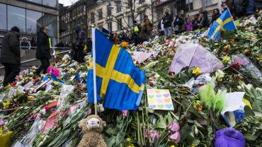 Prison à perpétuité pour l'auteur de l'attentat de Stockholm