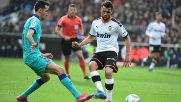 Le Barça chute à Valence et laisse la porte ouverte au Real