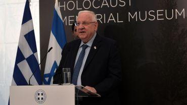 Des localités réservées aux juifs: le président israélien dénonce le projet le loi du Parlement