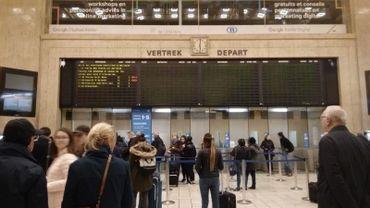 Menace de grève sur le rail le 27 juillet