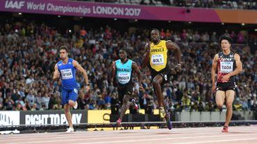 Bolt assure en mode diesel, Forte le plus rapide, Gatlin sifflé