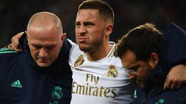 Officiel: Hazard ne sera pas remis pour la Supercoupe d'Espagne