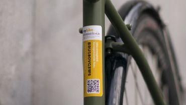 A Bruxelles : sécurisez votre vélo !