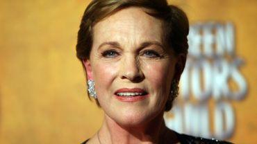 """Julie Andrews va faire ses débuts dans l'univers DC Comics après avoir décroché une participation surprise dans """"Aquaman""""."""