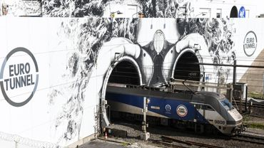 Le chiffre d'affaires de l'exploitant du Tunnel sous la manche en recul de 25% en2020