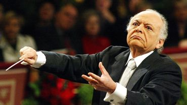 Lorin Maazel est né en France dans une famille de musiciens américains juifs
