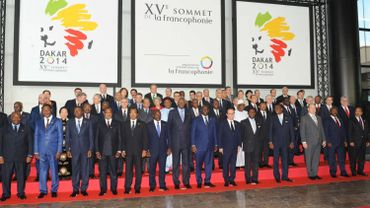 Ouverture à Dakar du 15ème sommet de la Francophonie