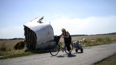 Crash du MH17 en Ukraine: une première victime belge identifiée