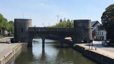 L'actuel pont des Trous devrait disparaître dans les prochains mois.