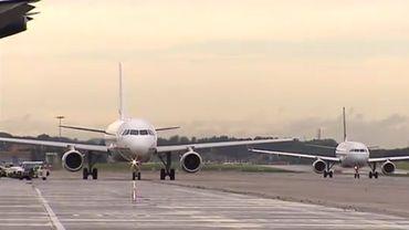 Alerte à la bombe à bord de deux avions devant atterrir à Zaventem