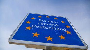 L'entrée en Allemagne