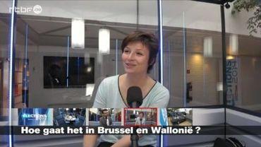 """Hoe gaat het in Brussel en Wallonië ?"", aflevering 1"