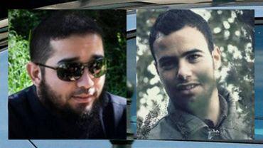 La France demande l'extradition deMohamed Amri (g.) etHamza Attou (dr.)