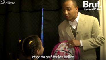 Aux États-Unis, des cartables pare-balles pour protéger les écoliers
