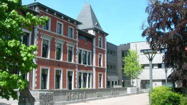 Hoôtel de Ville Marche