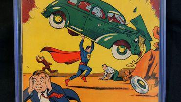 En 2010, le premier numéro de la BD Action Comics avec la première apparition de Superman s'est vendu 1 million de dollars. Il n'en existe qu'une centaine d'exemplaires dans le monde.