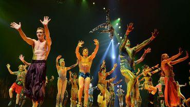 L'univers du Cirque du Soleil pour la première fois sur grand écran