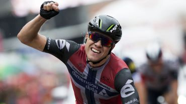 Boasson Hagen fête ses 30 ans avec un succès à domicile