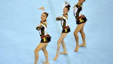 Gymnastique acrobatique: Julie Van Gelder, 22 ans, s'arrête