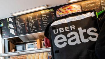 """""""Pas de pratiques déloyales de la part de Deliveroo et Uber Eats"""" estime l'inspection économique"""