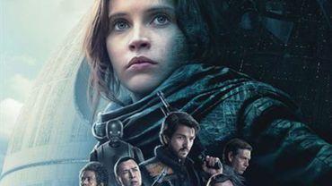 """""""Rogue One: A Star Wars Story"""" sortira en Belgique le 14 décembre 2016"""