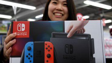 7,63 millions de consoles Switch se sont écoulés à travers le monde depuis sa commercialisation le 30 septembre 2017