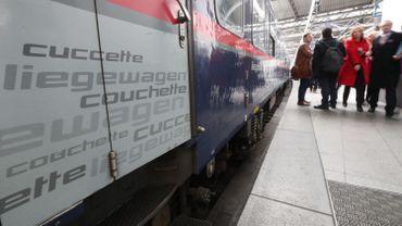 Un nouveau train de nuit devrait relier Bruxelles à Prague en passant par Amsterdam, Berlin et Dresde.
