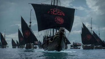 """""""House of the Dragon"""", sur l'histoire de la famille Targaryen, sera diffusée en 2022."""