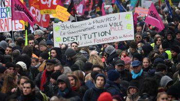 La grogne sociale en France : 2019