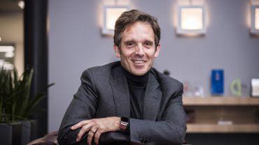 Salvatore Curaba, CEO de EASI, meilleur employeur de Belgique